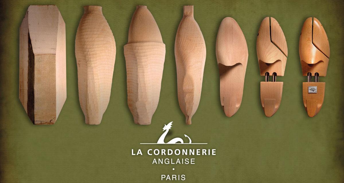 靴への拘りは靴磨きツールへの拘りへ1885年創業シューツリー専業ブランド